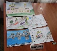 """Городской конкурс рисунка и поделки """"Мы по городу идём..."""""""