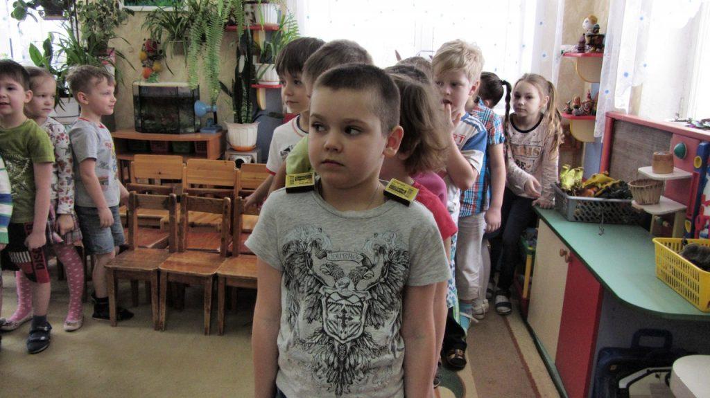 """Конкурсная программа """"Русский солдат умом и силой богат!"""""""
