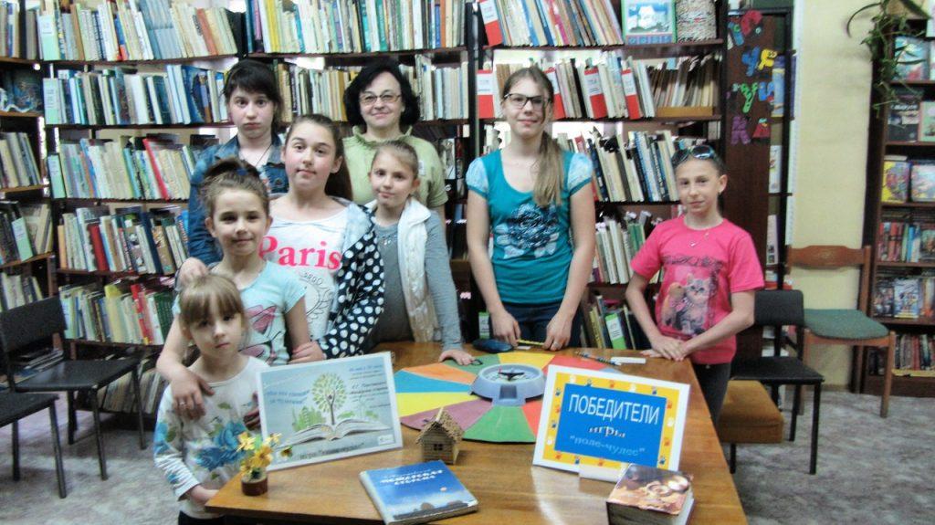"""""""Мы все спешим за чудесами!"""" - День открытых дверей в Библиотеке на Троицкой!!!"""