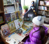 К 130 летию со дня рождения Самуила Яковлевича Маршака (3ноября) в детской библиотеке к обзору представлена познавательно-развлекательная выставка.