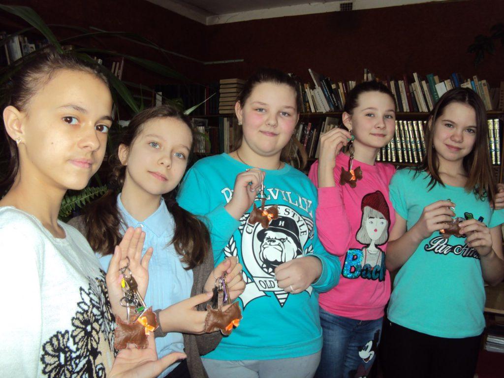 Клуб «Девичьи секреты» готовит подарки