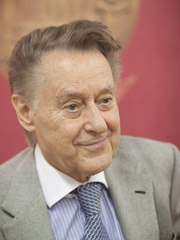 90-летний юбилей Андрея Дементьева