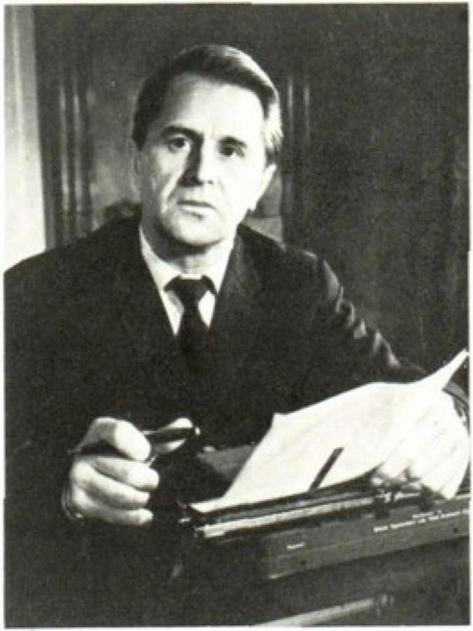 Сегодня 100 лет со дня рождения Дже́ймса О́лдриджа
